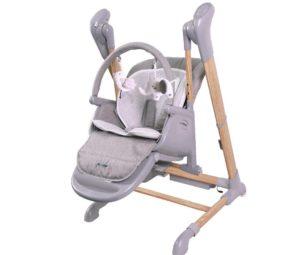 B Swinging High chair