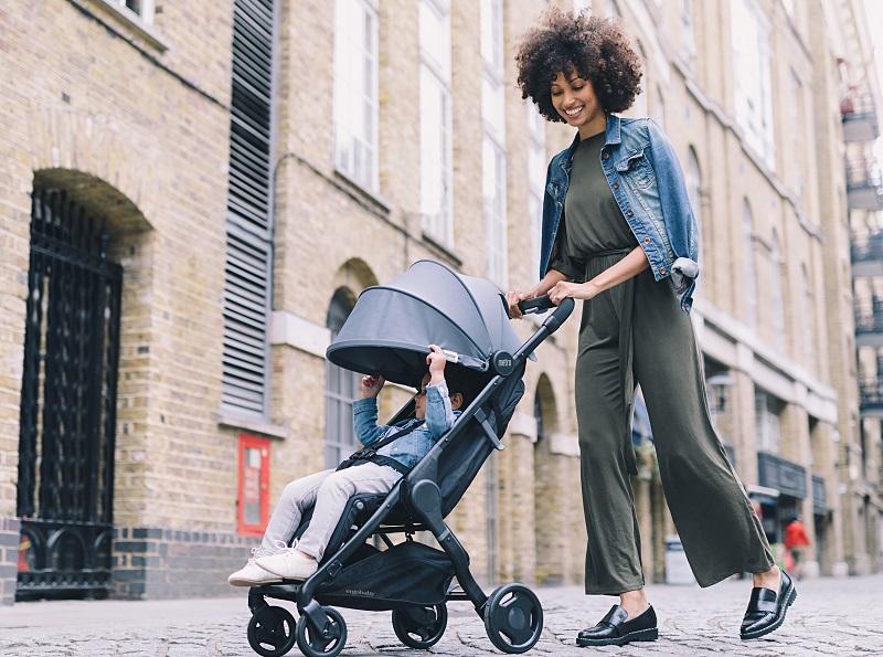 Metro Compact City Stroller