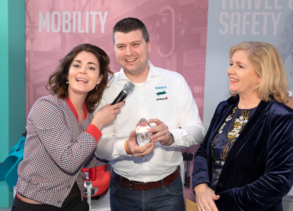 baby innovation award winnaar mobility