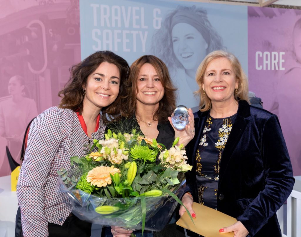 baby innovation award winnaar travel safety