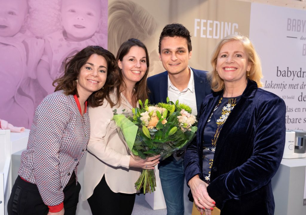 baby innovation award winnaar feeding
