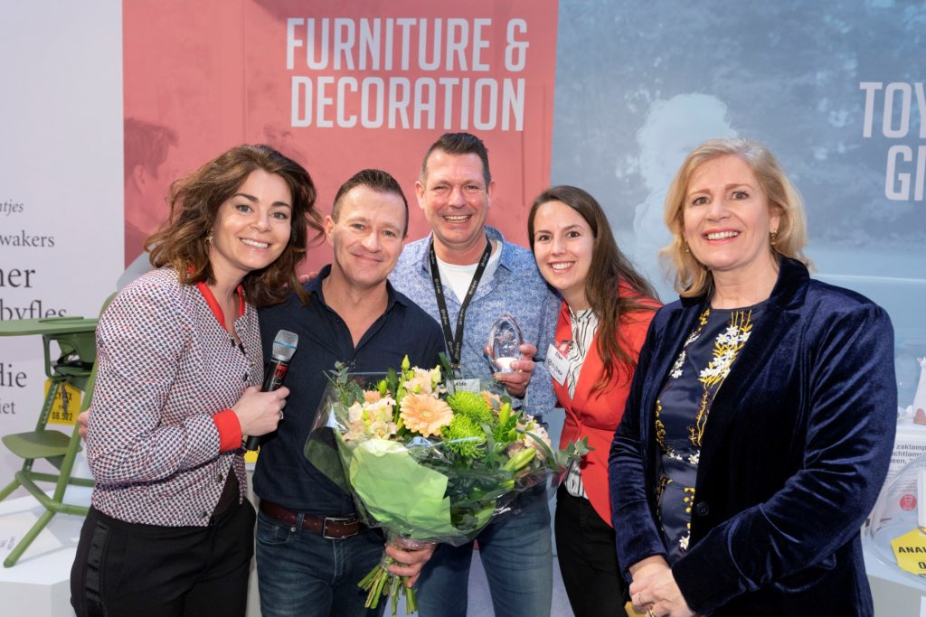 baby innovation award winnaar furniture