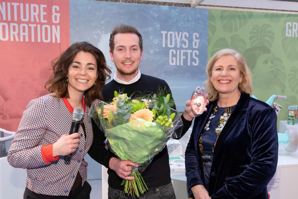 baby innovation award winnaar toys