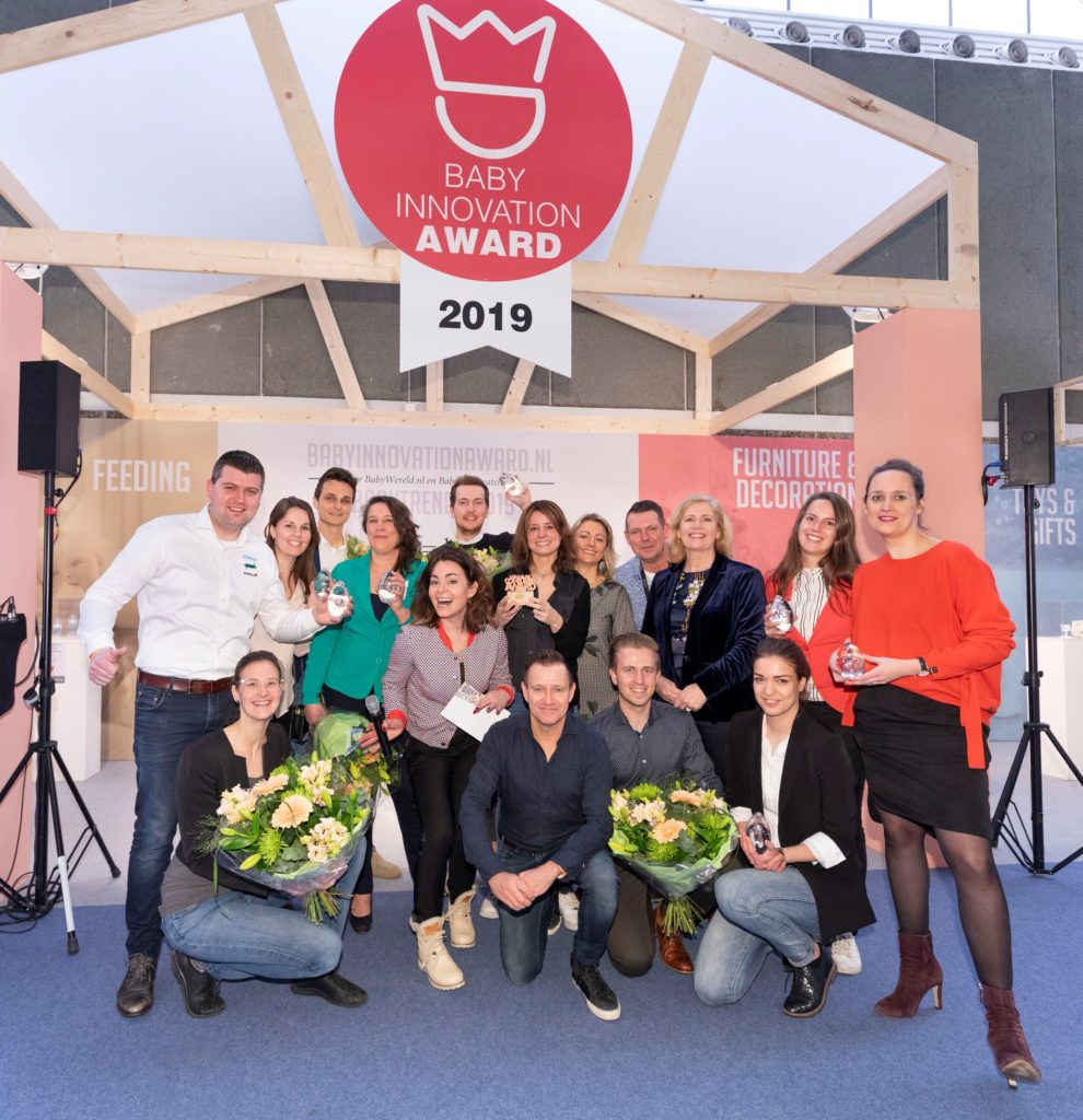 Winnaars baby innovation award 2019
