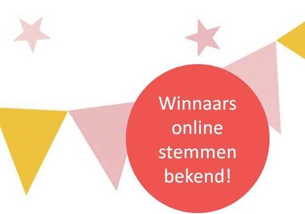 winnaars online stemmen
