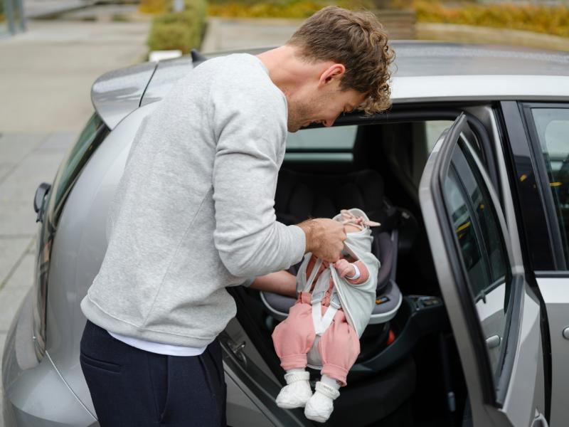 BeSafe iZi Transfer, Babymatters