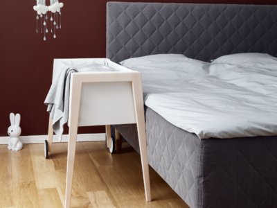 Leander Linea side by side bed