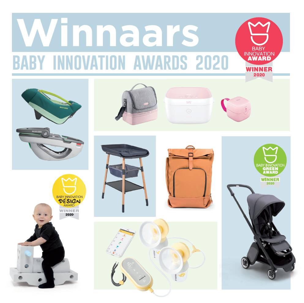 winnaars baby innovation award 2020
