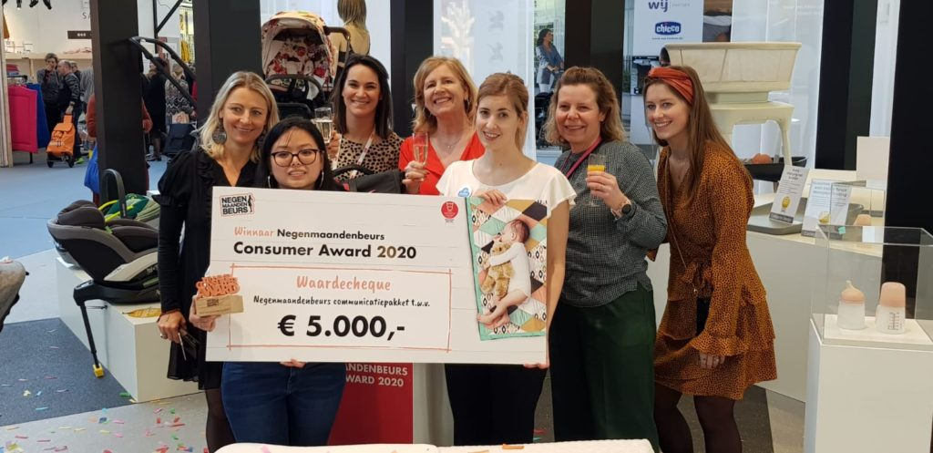 winnaar aersoleep consumer award