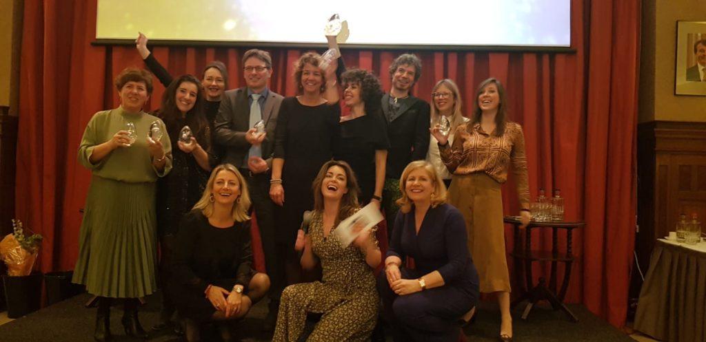 uitreiking baby innovation awards
