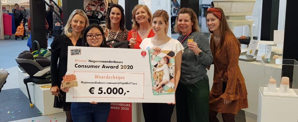 baby innovation award consumer award