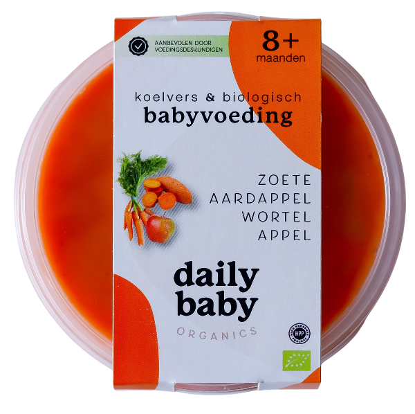 daily baby voeding
