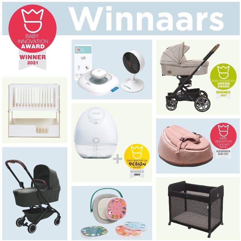 winnaars baby innovation award 2021